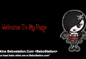 Wecome to My Page Skin - Want it? Click here!